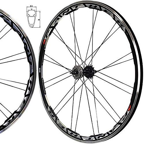 Stars Rim Fixie Freewheel Single Speed Wheel Wheelset Black