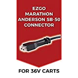 FORM 18 AMP EZGO Marathon Battery Charger for 36