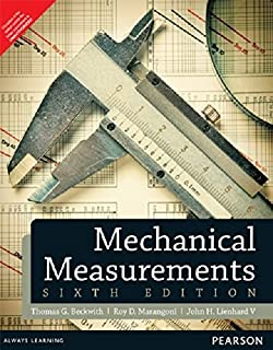 Mechanical measurements 6th edition thomas g beckwith roy d customers who viewed this item also viewed fandeluxe Choice Image