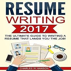 Resume Writing 2017