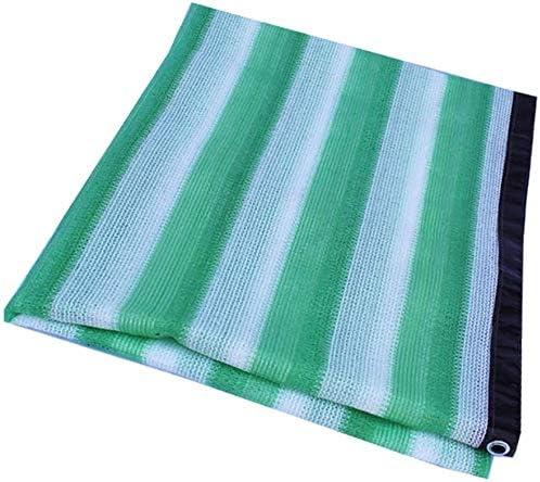 HOMRanger Malla de Sombra de Polietileno de 6 Pines para Piscina Malla de Aislamiento de Malla de protección Solar para Exteriores - Una Variedad de tamaños. (Color: 3x5m)