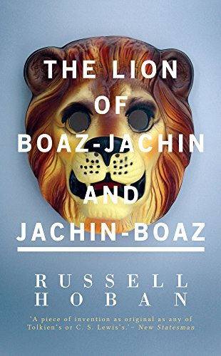 book cover of Lion of the Boaz-Jachin and Jachin-Boaz