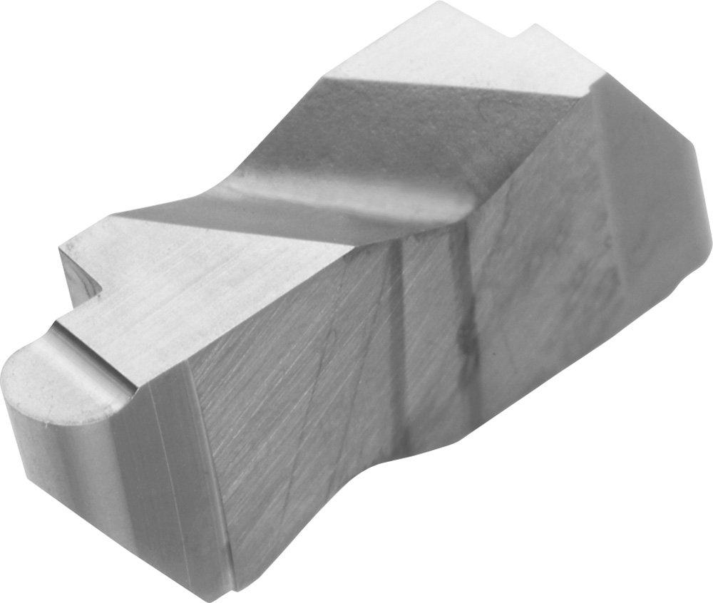 PR1215 Grade 0.047 Corner Radius KYOCERA KCRP3047R PR1215 Cera-Notch Grooving Insert Right Hand 2 Cutting Edges 0.094 Groove Width KCRP Megacoat Carbide