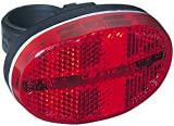 Cateye TL-LD500-R LED Bicycle Tail and Safety Light (Red)