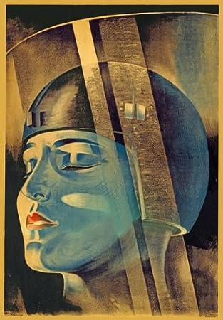 Amazon.com: F2 Vintage Fritz Lang de la película 1926 ...