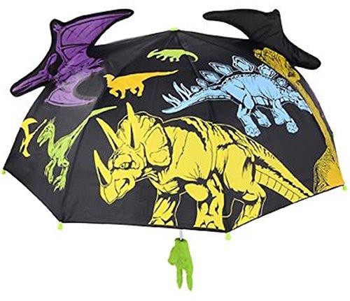 Kids Dinosaur Rain Umbrella Child's Size 30