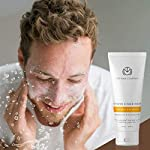 The Man Company Vitamin C Face Wash with Turmeric and Moringa | Skin Brightening and Anti Ageing | 100ml | Paraben & SLS…