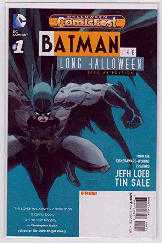 Batman The Long Halloween - Halloween ComicFest (2013)]()