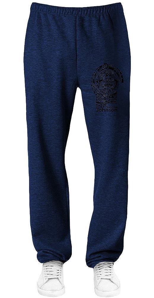 Dwayne Johnson Tattoo Pantalones deportivos XX-Large: Amazon.es ...