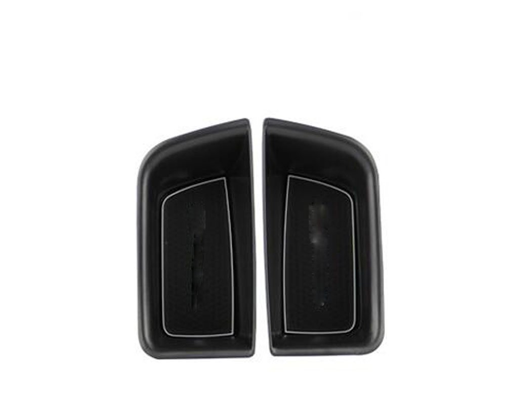 Salusy Central Console Armrest Storage Box Glove Secondary Tray For Porsche Macan 2017 2018 4350408103