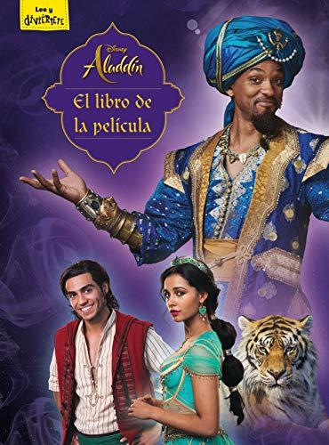 Aladdín. El libro de la película (Disney. Aladdín) por Disney,Editorial Planeta S. A.