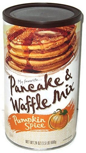 My Favorite Pumpkin Spice Pancake & Waffle Mix, 24 Oz.