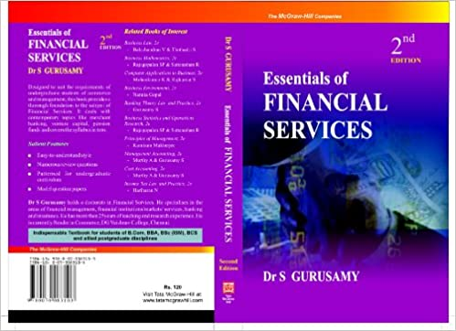 Buy Essentials of Financial Services Book Online at Low