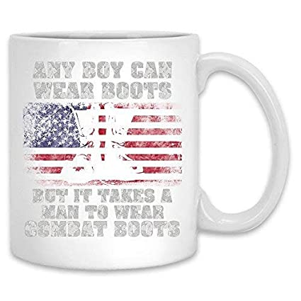 Veteran Any Boy Can Wear Boots But It Takes A Man To Combat Veterans