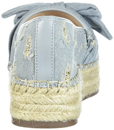 Circus by Sam Edelman Womens Cali Platform Light Blue/Jute PcnNP