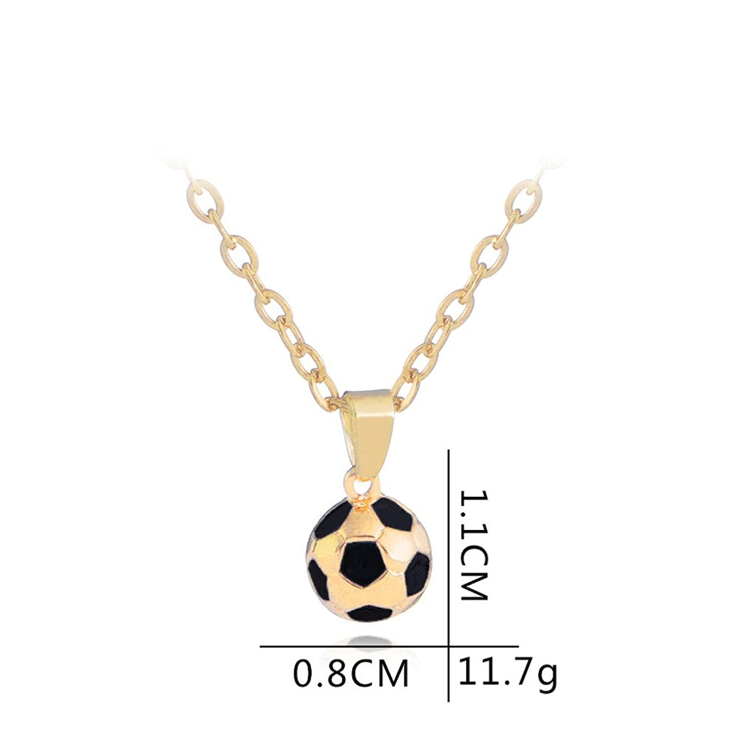 necklaces football gold necklace os nl products fame pendant must collections g have