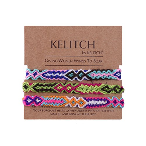 KELITCH Bohemia Bracelets Handmade Friendship