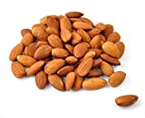 Almonds Whole – Roasted Unsalted – 2 Pounds – We Got Nuts