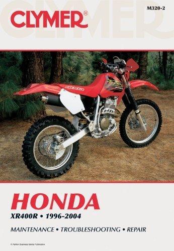 (Honda XR400R 1996-2004 (Clymer Motorcycle Repair) by Penton Staff (2000-05-24))