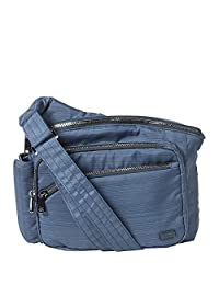 Lug Sidekick Excursion Pouch, Brushed Blue, One Size (Model:4910)