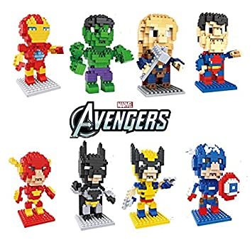 Amazon.com: hsanhe bricolaje Diamond Building Blocks Mini ...