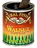 General Finishes Water Based Stain Walnut Gallon