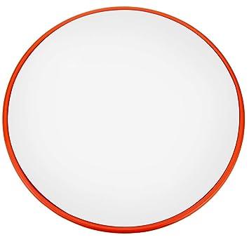 PrimeMatik S/écurit/é miroir convexe surveillance ext/érieur 45cm avec fixation murale