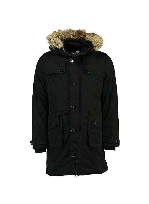 Et Accessoires Femme Norway Noir Belladora Geographical Parka Vêtements gS4qWYx