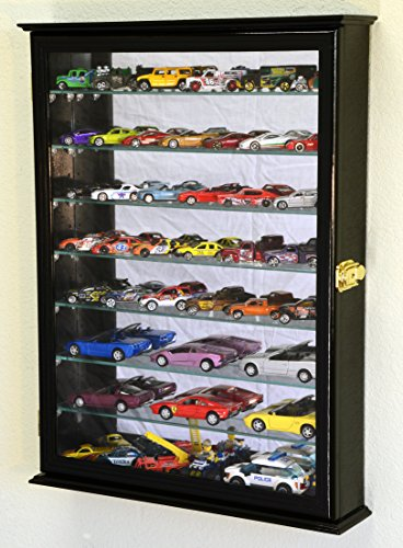 how to make a display cabinet for model cars