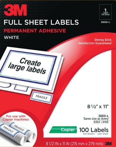Best Copier Labels