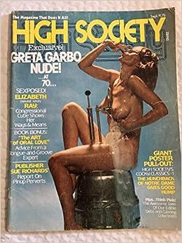 naked Garbo greta