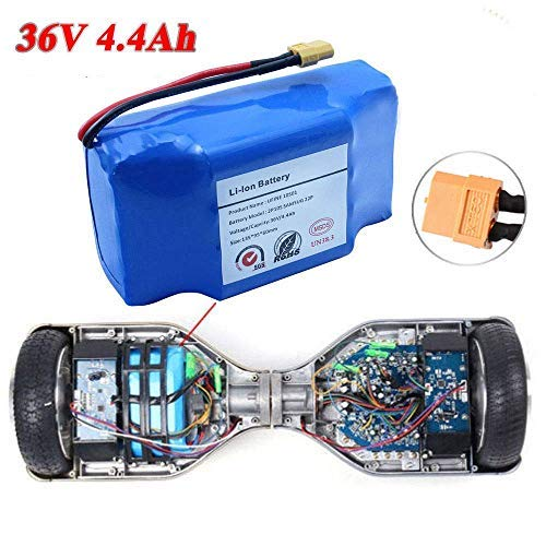 Hoverboard Battery Replacement