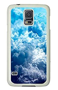 amazing Samsung S5 cover Storm Cloud 2 PC White Custom Samsung Galaxy S5 Case Cover