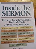 Inside the Sermon, Richard A. Bodey, 0801009820