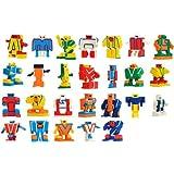 ABC Robo Alpha bot 26 pieces BOX (japan import)