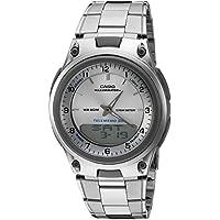 Casio De los hombres aw80d-7a Reloj cronógrafo alarma 10-year Batería Banco Deportivo