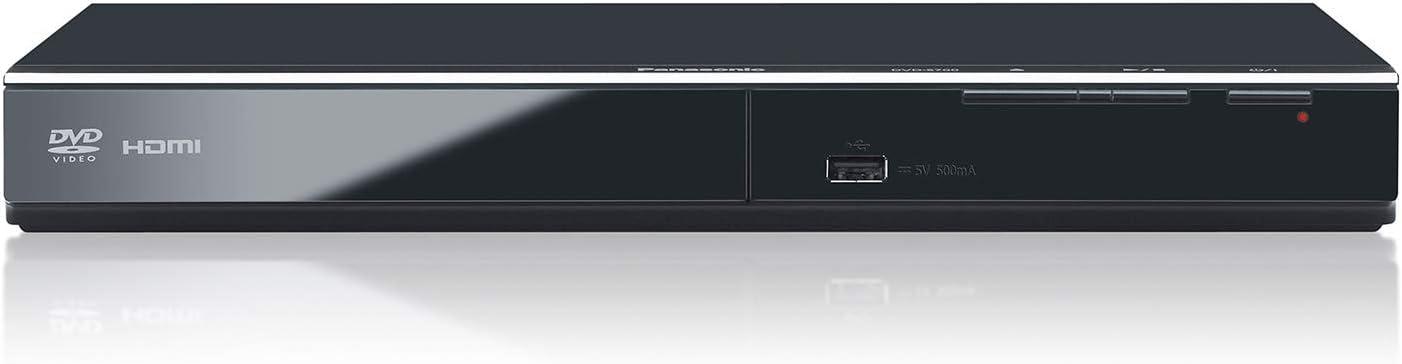 Panasonic DVD-S48 - Reproductor de DVD: Amazon.es: Electrónica