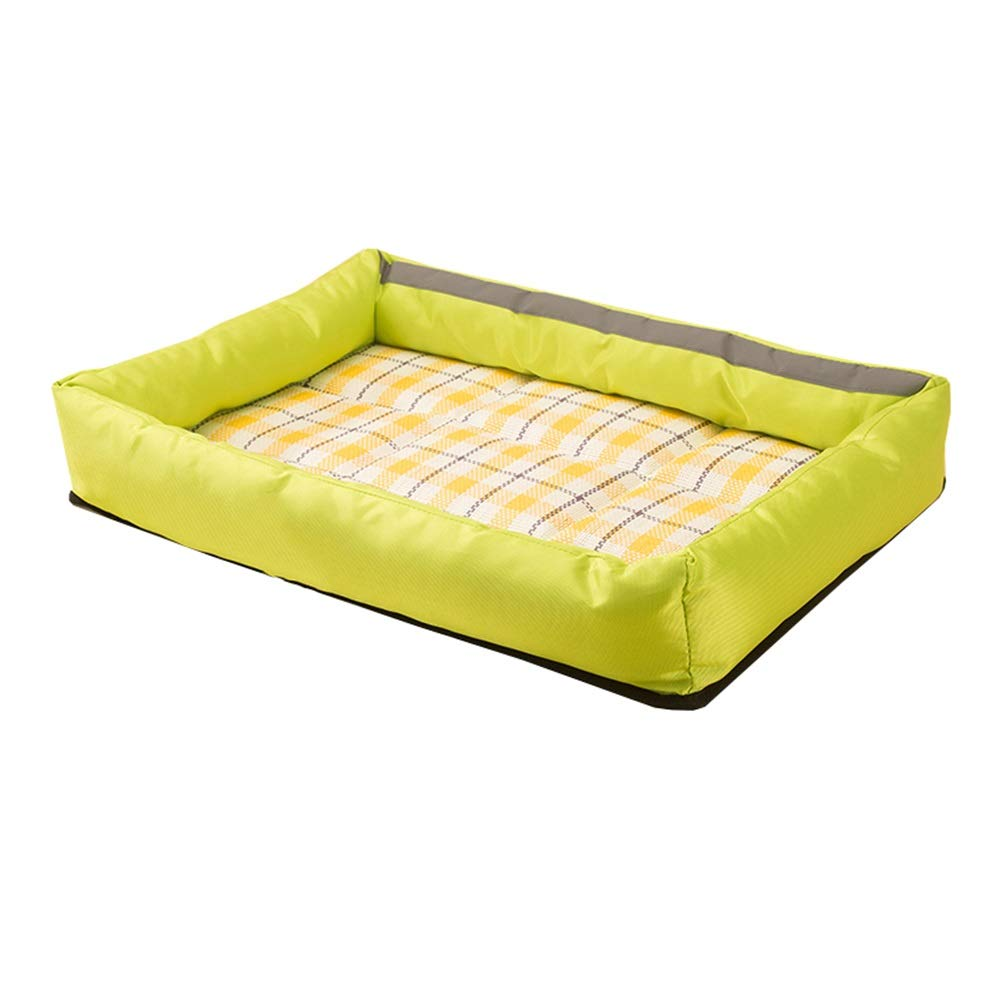 11 M 11 M Dog Bed, Soft Warm Pet Bed Puppy Dog Mat Pad Cat Sleeping Cushion Suits for Daily Use Pet Sofa Dog House Pet Nest (color   11, Size   M)