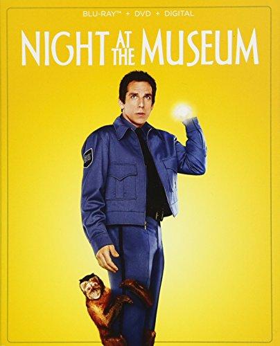 Blu-ray : Night At The Museum (Blu-ray)