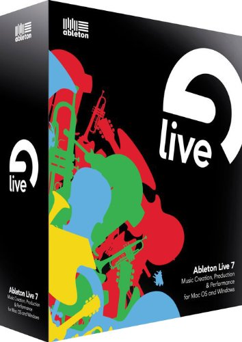 Ableton Live 7 Upgrade from Live 6 - Windows / Mac