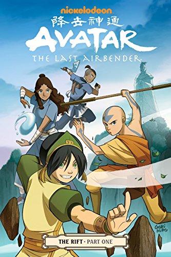 Amazon Avatar The Last Airbender The Rift Part 1 Avatar