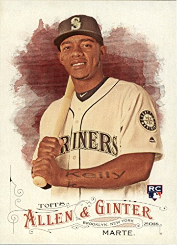 2016 Topps Allen and Ginter Baseball #49 Ketel Marte RC Seattle Mariners (Seattle Mariners Photo Album)