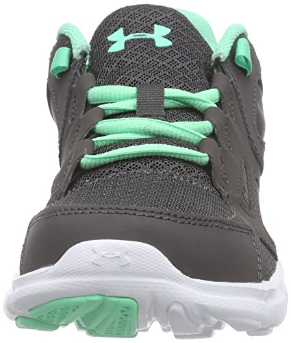 W Women's Under Thrill Shoes Ua Charcoal Running Armour 6qIITE