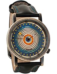 Ptolemaic Universe Model Astronomy Unisex Analog Watch