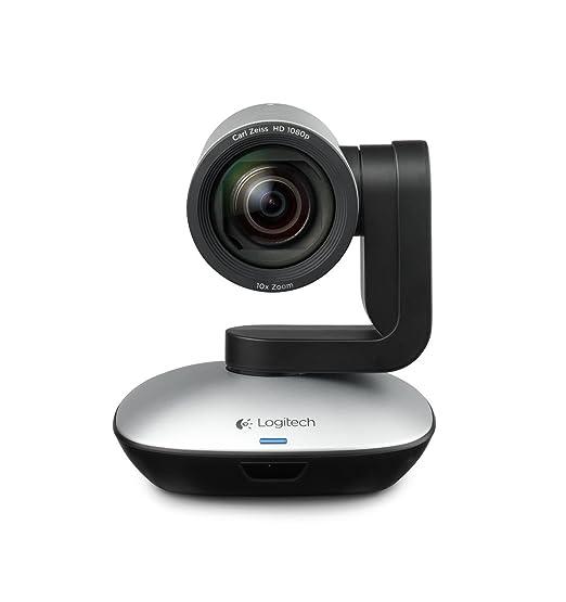 2 opinioni per Logitech PTZ Pro Camera Sistema di Videoconferenza 1080p, Nero/Argento