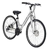 BikeHard LadyCruz Disc Ladys Fit Polished Aluminum Review