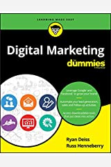 Digital Marketing For Dummies (For Dummies (Business & Personal Finance)) Paperback