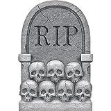 Halloween Skulls Tombstone