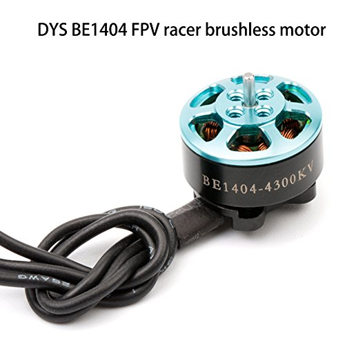 DYS 1404 FPV racer brushless motor BE1404 4300KV 3-4s for 130/150/160 multirotor Quadcopter FPV