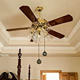 Ceiling Fan Pull Chain Set, 4 Pieces Pull Chain